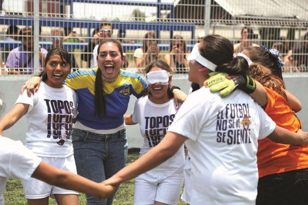 Foto Historia Fucho para ciegos